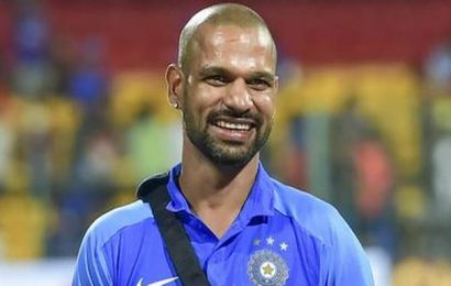 NZ vs IND: Dhawan ruled out of T20s due to shoulder injury