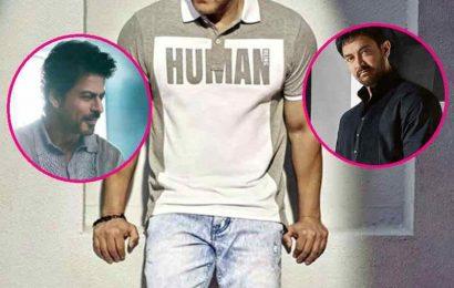 कोई भी डायरेक्टर क्यों नहीं लिख पाता Salman-Aamir-Shah Rukh Khan को ध्यान में रखकर स्क्रिप्ट ? भाईजान ने किया खुलासा