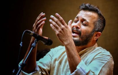 The Sandeep Narayan Interview: 'I want my concert to be as genuine and as real as possible'