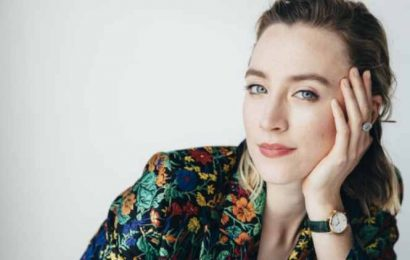 Greta Gerwig has been massive motivation for me to give direction a go: Saoirse Ronan