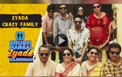 आयुष्मान खुराना की 'Shubh Mangal Zyada Saavdhan' का मेकिंग वीडियो रिलीज, देखिए कैसे हुई थी फिल्म की शूटिंग