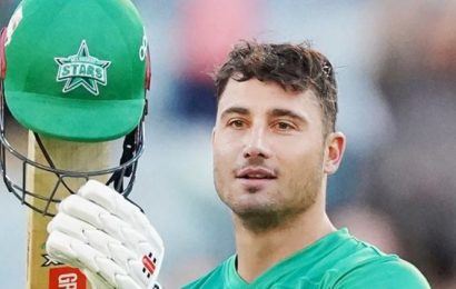 Watch: Marcus Stoinis' record-breaking 147 anchors BBL's highest opening partnership