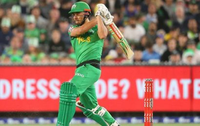 Marcus Stoinis fined over reported homophobic slur during Big Bash League