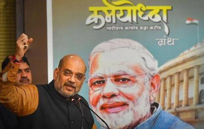 90% of promises in BJP manifesto fulfilled: Amit Shah