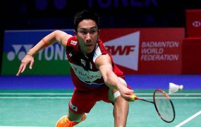 Badminton world No.1 Kento Momota injured in car crash in Malaysia, driver killed