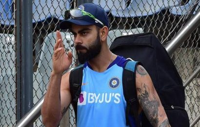 Kohli — looking at the larger picture