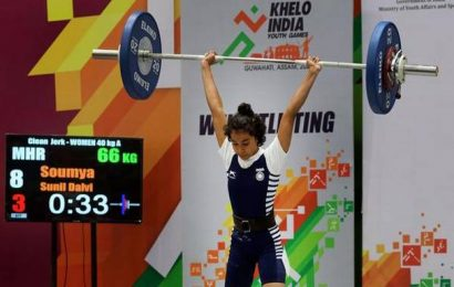 Weightlifting | Soumya eyes Asian youth championships gold