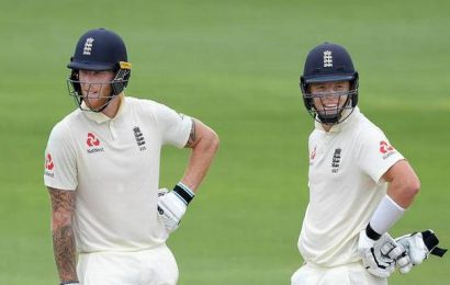 Ben Stokes, Ollie Pope post twin tons on second day to put England in dominant position