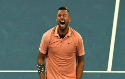 Australian Open   Kyrgios 'super-excited' to face Nadal