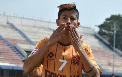 Indian Women's League   Sabitra, Karishma help Gokulam rout Kenkre