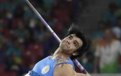 Neeraj Chopra makes it to the Olympics in style