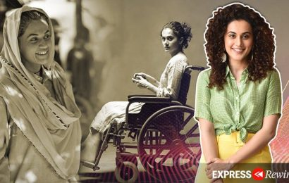 Taapsee Pannu on 2019: Controversies made me more indifferent