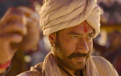Tanhaji: The Unsung Warrior CRUSHES Dangal, Sanju and Tiger Zinda Hai to become second-highest grosser in Mumbai circuit   Bollywood Life