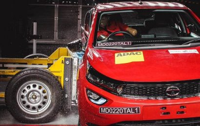 Tata Altroz gets 5-star adult safety rating in Global NCAP test