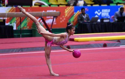 No coach, no practice hall – how an Assam teen learnt gymnastics via Skype