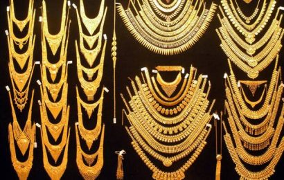 Gold jumps ₹400 on wedding season demand
