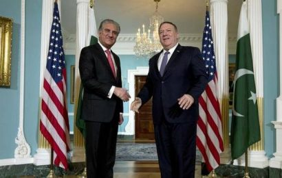 Regional stability, situation in Iran, Afghanistan tops the talks between Qureshi and Pompeo