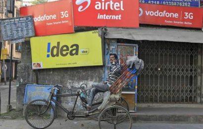 Vodafone Idea tanks 39%, Bharti Airtel gains 4% as investors anticipate two-player market