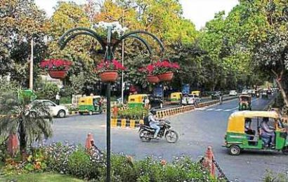 Lutyens' Delhi sixth cleanest in country