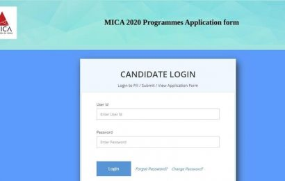 MICAT Phase 2 Admit card 2020 released at mica.ac.in, here's direct link to download