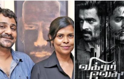 Vikram Vedha director duo to helm an original series for Amazon