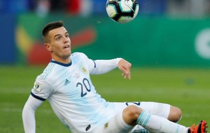 Tottenham Hotspurs sign Giovani Lo Celso on permanent deal