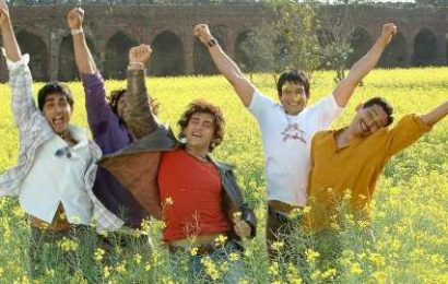Rang De Basanti clocks 14 years, check out the 5 most memorable scenes from Aamir Khan's film