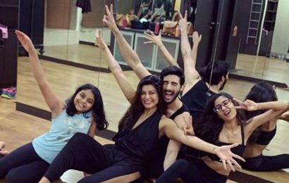 New Year 2020: Sushmita Sen shares a fun-filled pic with Rohman Shawl, daughters Renee and Alisah, says 'own it and live it'