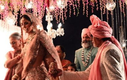 Amitabh Bachchan, Jaya are parents of bride Katrina Kaif in new shoot, share pics with Nagarjuna, Shivraj Kumar, Prabhu