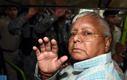 'Oust Nitish in 2020': Lalu Prasad has a new slogan for RJD