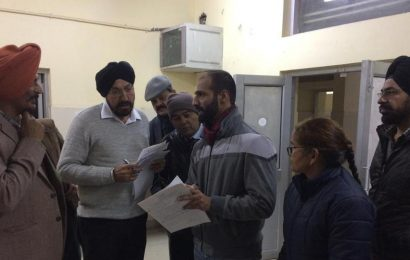 14 ghost patients' names come up during surprise check at Mohali ESI Hospital