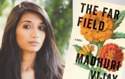 Madhuri Vijay bags Crossword Book Award for novel on Kashmir