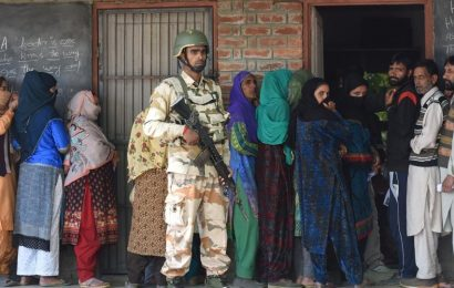 Polls for 12,000 panchayat vacancies in Kashmir likely in February