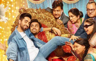 Shubh Mangal Zyada Saavdhan stars Ayushmann Khurrana and others add hilarious twist to social media handles