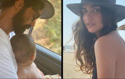 Inside Arjun Rampal's 'blissful' vacation with son Arik in Goa, Gabriella Demetriades doesn't want holiday to end
