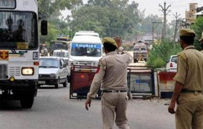 After woman IPS officer alleges harassment, Manipur requests for state force at checkposts