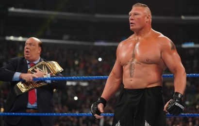 Brock Lesnar to do the 'unthinkable' at WWE Royal Rumble