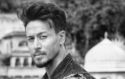 Baaghi 3: Tiger Shroff shares picture from film's Jaipur sets, see it here