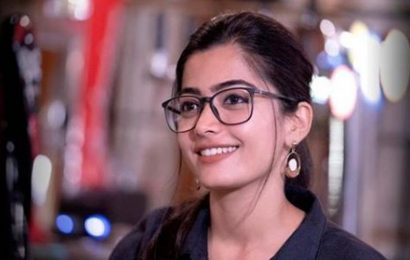 IT raid recovers Rs 25 lakh unaccounted cash from south Indian actor Rashmika Mandanna's residence