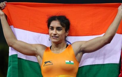 Vinesh Phogat starts 2020 on a high, wins gold at Rome Ranking Series event