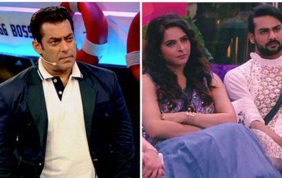 Bigg Boss 13: Salman Khan lashes out at Vishal Aditya Singh and Madhurima Tuli for getting violent, asks them to leave