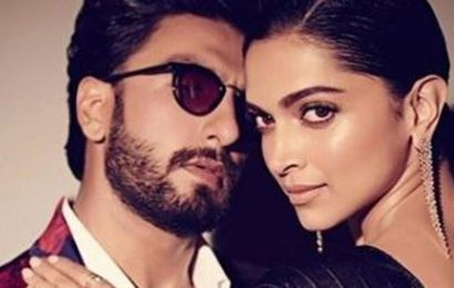 Deepika Padukone says Ranveer Singh ripped his pants at a music fest: 'I was sewing his pants while people danced around me'