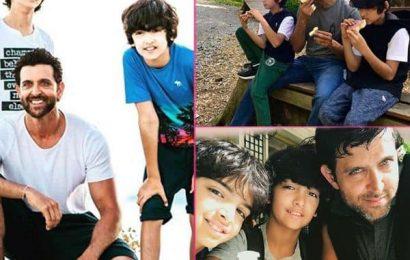 Birthday Special: स्टारडम भुलाकर बेटों के साथ बच्चे बन जाते हैं Hrithik Roshan, लेते हैं जिंदगी का भरपूर मजा