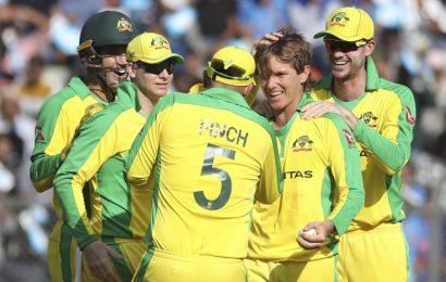 India vs Australia: 6 and out – Adam Zampa takes stunning catch to dismiss Virat Kohli: Watch