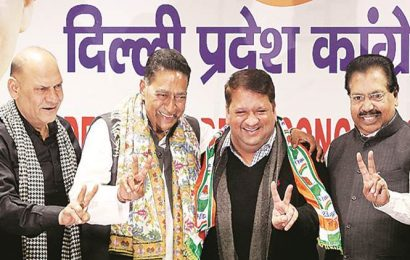 Dropped from AAP list, sitting MLA joins Congress, slams party over ticket distribution