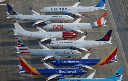 """Boeing releases internal messages on 737 MAX, calls them 'completely unacceptable"""""""