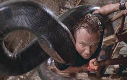 Sony rebooting 'Anaconda' movie, Evan Daugherty on board as writer