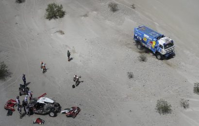 Portugal's Paulo Goncalves dies during Dakar Rally 7th stage