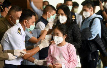 Coronavirus: Fig leaf or first defence? Deploying flimsy masks against the deadly coronavirus