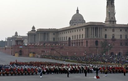 Vande Mataram may replace Abide With Me as Beating the Retreat finale